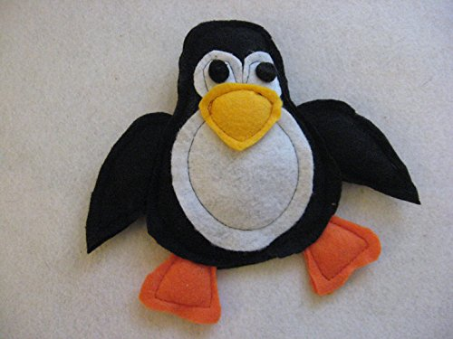PENGY the PENGUIN Catnip Toy by Catching Lizards