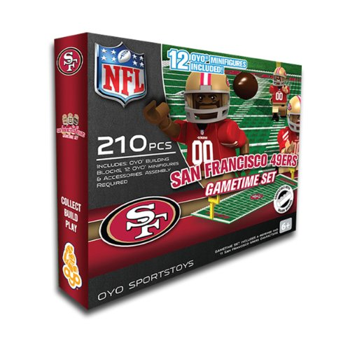 NFL San Francisco 49ers Game Time Set by OYO
