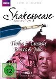 Shakespeare Collection 1: Troilus & Cressida/Romeo & Julia