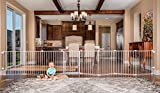 Tools & Hardware : Regalo 192-Inch Super Wide Adjustable Gate and Play Yard, 4-In-1