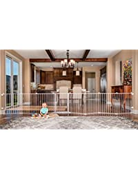 Regalo 192-Inch Super Wide Gate and Play Yard, White