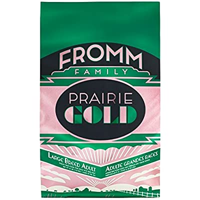 Fromm Family Foods 727069 Prairie Gold 12 Lb Large Breed Dry Dog Food (1 Pack), One Size