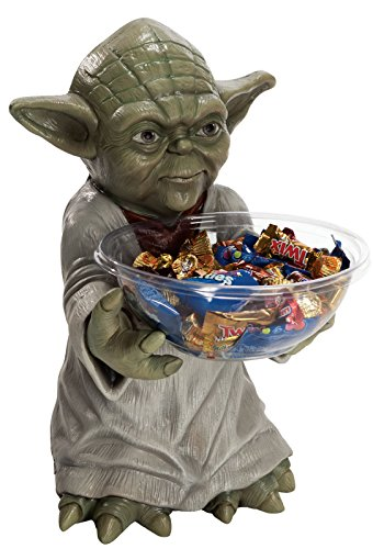 Rubie's Star Wars Yoda Candy Bowl Holder -