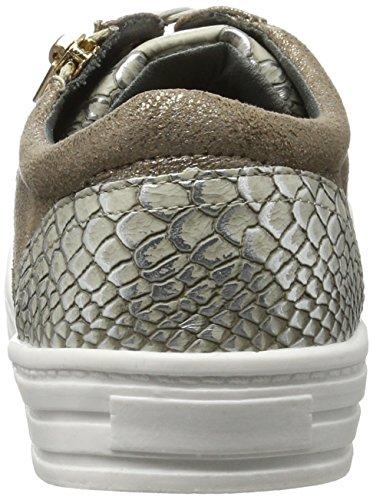 La Strada 902586 - Zapatillas Mujer Grau (Grey/Gold)