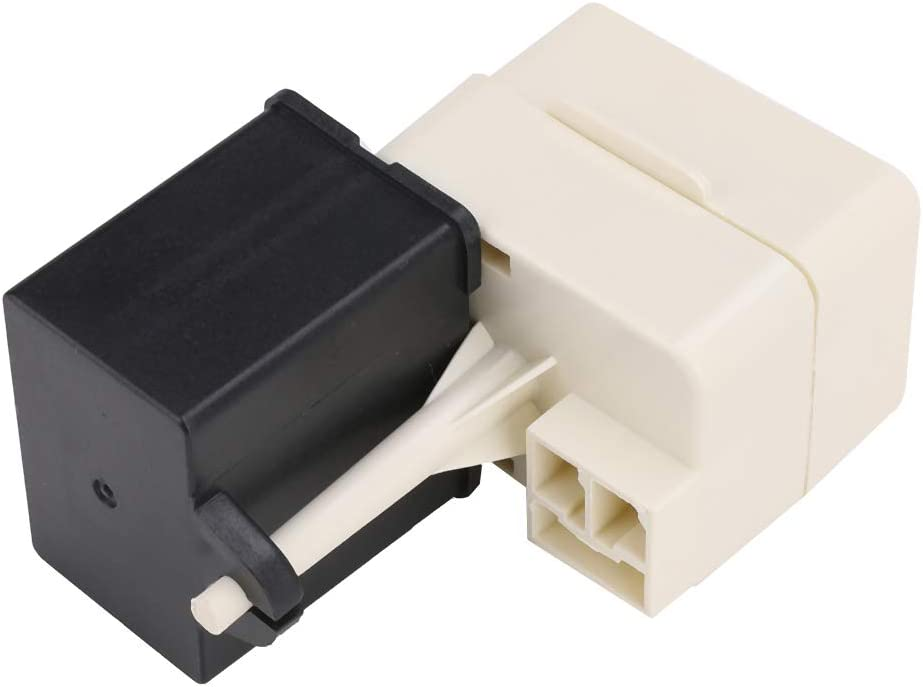 KONDUONE W10613606 Compressor Start Relay and Capacitor for Whirlpool Maytag Kenmore Amana Refrigerator/Freezer -Replaces W10416065, AP5787784, PS8746522 Compressor Start Device and Capacitor