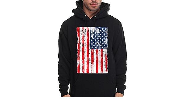 Dont Tread On ME Skull Hoodie Sweatshirt Pullover Army War Flag USA American US