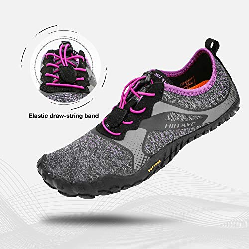 ALEADER hiitave Unisex Minimalist Trail Barefoot Runners Cross Trainers Hiking Shoes 3