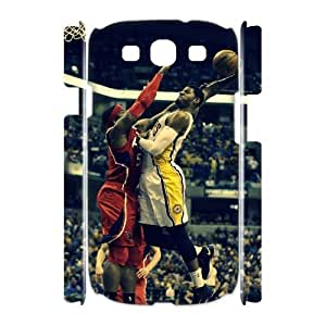 C-EUR Paul George Customized Hard 3D Case For Samsung Galaxy S3 I9300