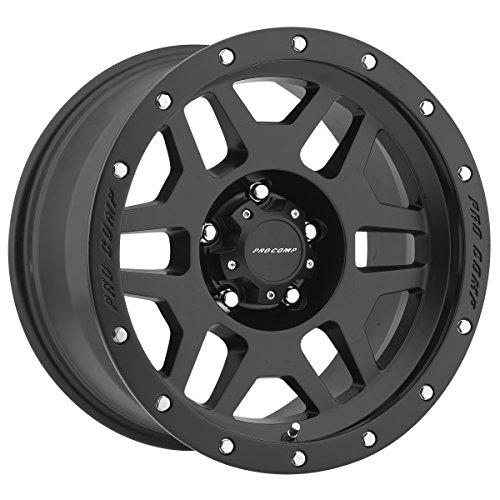 Pro Comp Xtreme Alloys - Pro Comp Wheels 5041-7983 Xtreme Alloys Series 5041 Satin Black Finish