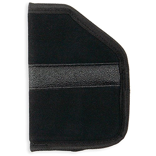 Bulldog Black Small Inside Pocket Holster (Fits Most .22 & .25 Small Autos) (Bulldog Inside Pocket)