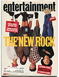 Entertainment Weekly Magazine August 1992- Red Hot Chili Peppers- Julia Child