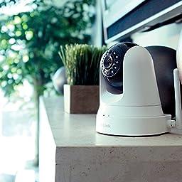 D-Link Pan & Tilt Wi-Fi Camera (DCS-5020L)