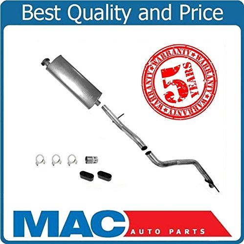 Exhaust System For Grand Cherokee 05-09 8 Cyl 05-10 6Cyl Commander 06-10 6 Cyl Mac Auto Parts