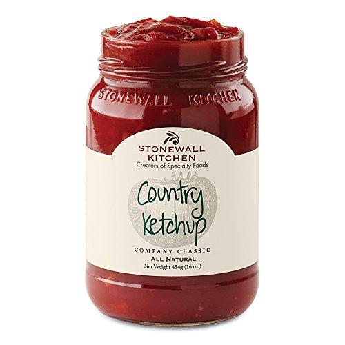 Country Ketchup (Stonewall Kitchen Country Ketchup, 16 oz)