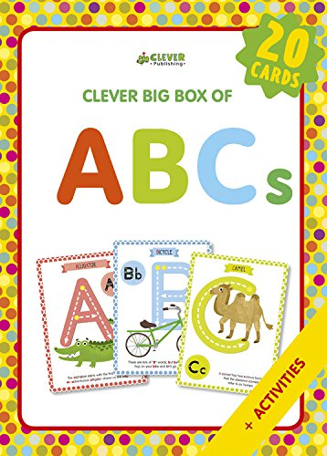ABCs: Memory flash cards (Clever Big Box Of)