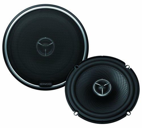Kenwood KFCX173 Excelon 6.5-Inch 2-Way Flush Mount Speakers