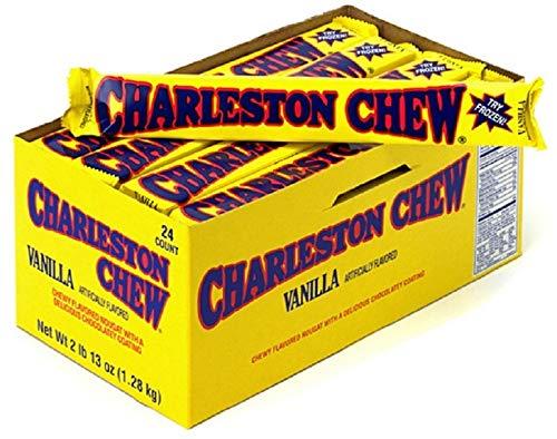 Charleston Chew Bar Vanilla 24 Pac