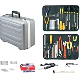 Jensen Tools - JTK-17LHXP - Kit in Gray Deep Deluxe Poly Case