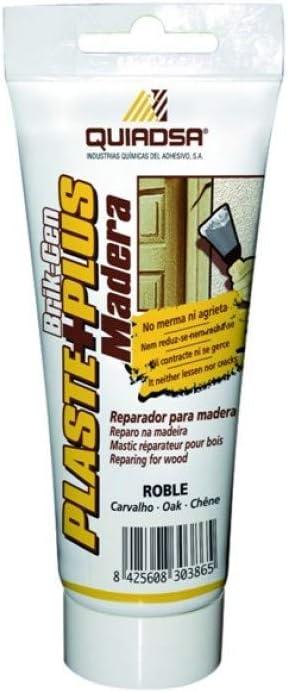 Oferta amazon: Quiadsa 52502234 Emplaste para Madera, Cerezo, 100 ml