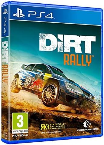Sony DiRT Rally Básico PlayStation 4 Plurilingüe vídeo - Juego (PlayStation 4, Racing, RP (Clasificación pendiente)): Amazon.es: Videojuegos