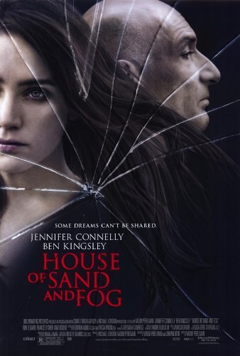 Organization of Sand and Fog POSTER Movie (27 x 40 Inches - 69cm x 102cm) (2003)