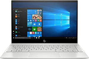 "HP - Envy 13.3"" 4K Ultra HD Touch-Screen Laptop - Intel Core i7-1065G7 - 8GB DDR4 Memory - 512GB SSD - Natural Silver"