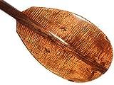 Exquisite AAA Grade Koa Paddle 60'' - Made in Hawaii | #koa6124