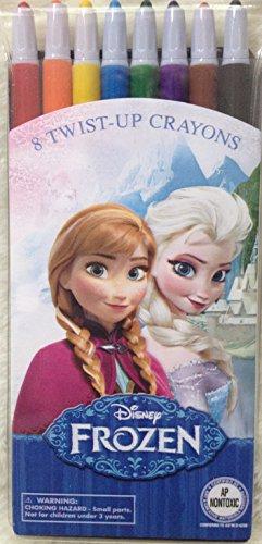 [Disney Frozen Twist-up Crayons] (Disney Ideas Costumes)