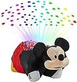 Pillow Pets Disney Mickey Mouse Sleeptime Lites - Mickey Mouse Plush Night Light