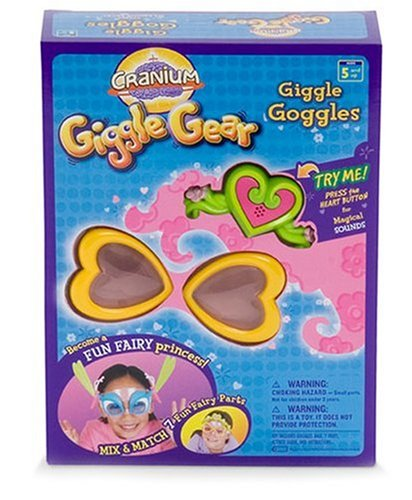 - Cranium Giggle Gear Giggle Goggle Girl