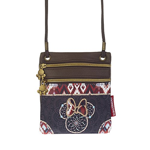 Minni Mouse Boho - Borsa a Tracolla Action Mini V. - Karactermania