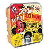 C & S Products 12565 428481 Sunflower Suet, 11.75 Oz