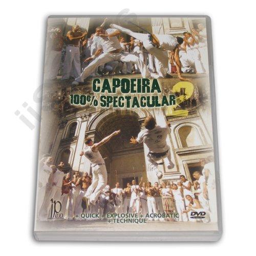 Capoeira 100% Spectacular #2 DVD Sabia Boneco #IF-92-154 brazilian martial arts dance