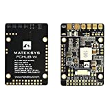Studyset Matek FCHUB-W PDB 3-6S Built-in 4 BEC & 104A Current Sensor for RC FPV Racing Drone