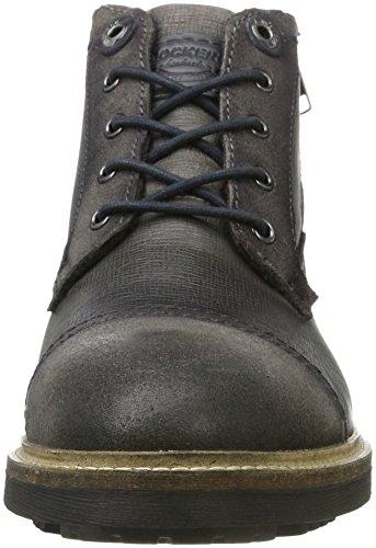 Gerli 244200 41bb102 Dockers Grigio By Boots Uomo Desert grau Stivali 1nwx65wa