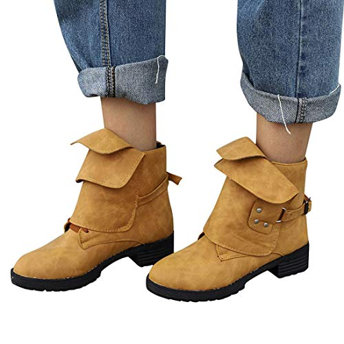 Inventive Vogue Men Boot Shoes Nice Fashion Marting Boots Fashion Leather Lace-up Motorcycle Men Boots Advisable Work Shoes For Men Vivid And Great In Style Men's Boots