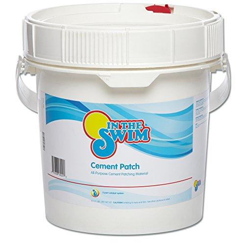 In The Swim Cement Patch Concrete Pool Deck Repair Compound - 1 Gallon
