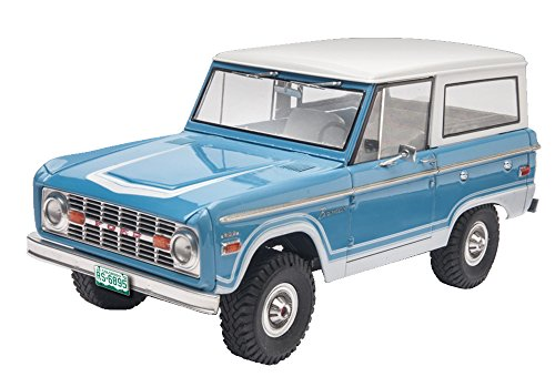 - Revell Ford Bronco Plastic Model Kit