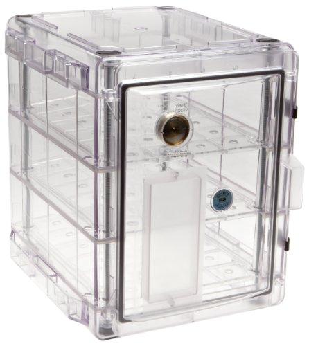Bel-Art Secador Clear 3.0 Vertical Desiccator Cabinet; 1.6 cu. ft. (F42073-1000)