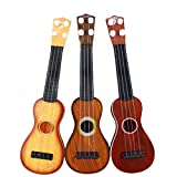 Raylans Mini Musical Guitar Ukulele Instrument Baby Kids Play Toy Gift 1#