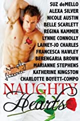 Naughty Hearts: Twelve Naughty Romance Stories Paperback