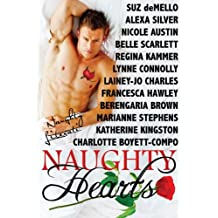 Naughty Hearts: Twelve Naughty Romance Stories