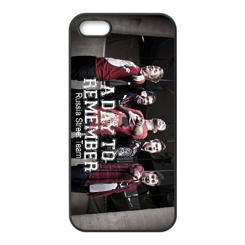 A Day To Remember 008 coque iPhone 4 4S cellulaire cas coque de téléphone cas téléphone cellulaire noir couvercle EEEXLKNBC22633