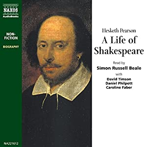 A Life of Shakespeare Audiobook