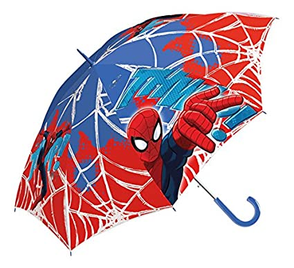 a6a563302c9e3 Marvel MV92214 16-Inch Ultimate Spiderman Umbrella: Amazon.co.uk: Luggage
