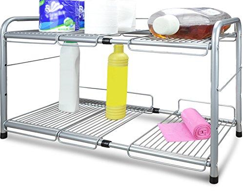 Surpahs Expandable Cabinet Organizer Storage product image