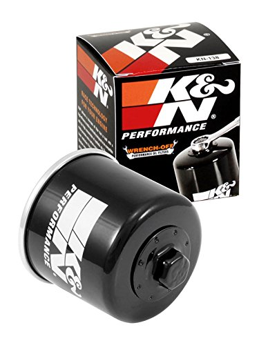 K&N Powersports High Performance Oil Filter