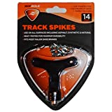 Sof Sole Steel Pyramid Track Spikes 3/16-inch