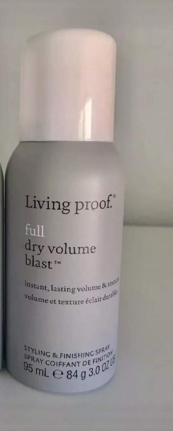 Living Proof Full Dry Volume Blast, Travel Size, 3.0 Ounce