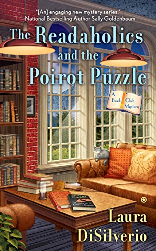 The Readaholics and the Poirot Puzzle (A Book Club Mystery 2)